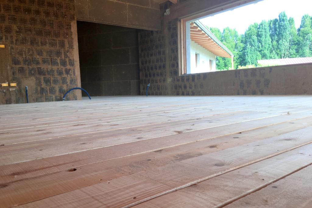 dettaglio pavimento pavimento in canapa dettaglio intonaco san donà di piave casa geosana+