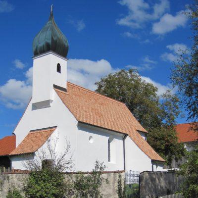 Coda Di Castoro Kirche Obernhausen (1)